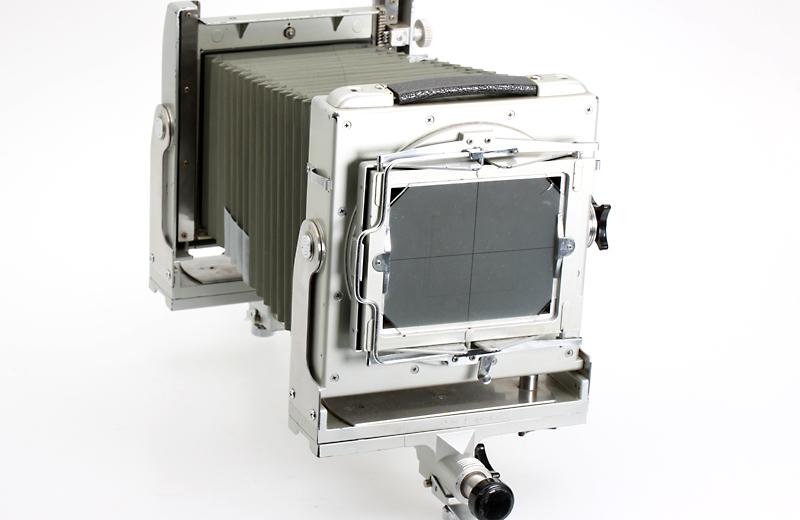 Vintage calumet 4x5 cameras for explanation