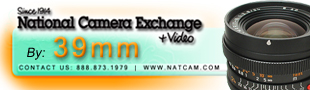 National Camera Exchange by 39mm