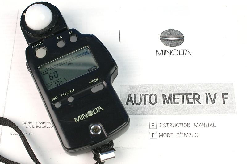 can light trim covers minolta light meter iv repair rh s3 amazonaws com Minolta Color Meter Minolta Auto Meter VF