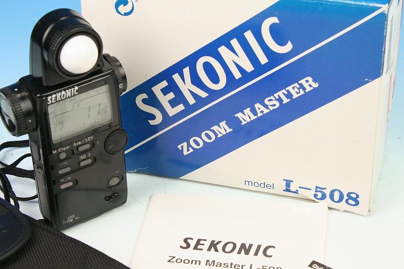 Sekonic Dualmaster L-558r Manual - WordPress.com