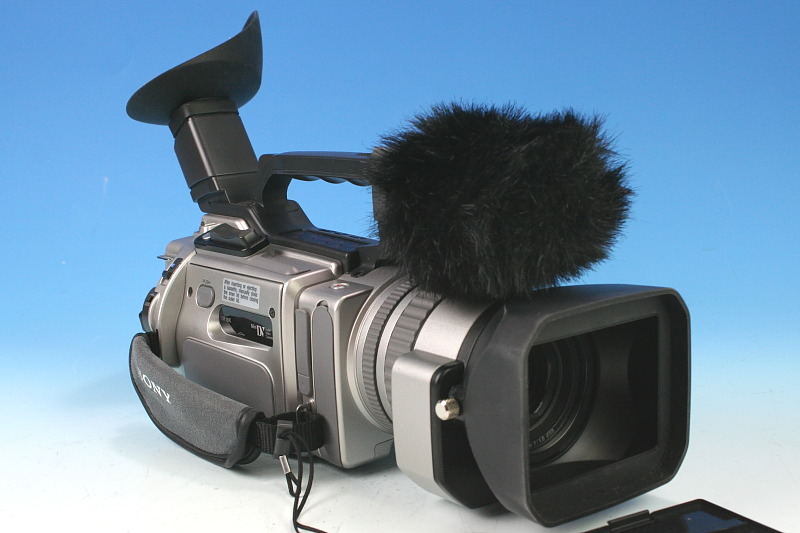 sony handycam manual eject tape